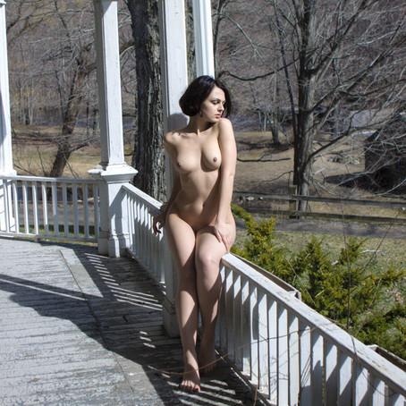 Anastasia - Abandoned Porch