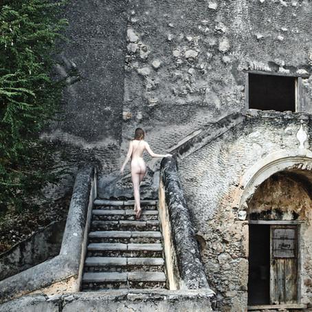 Abandoned Hacienda - Sienna Hayes