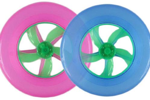 Lit Frisbee Flyer
