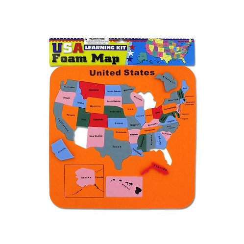 Pop out USA Map