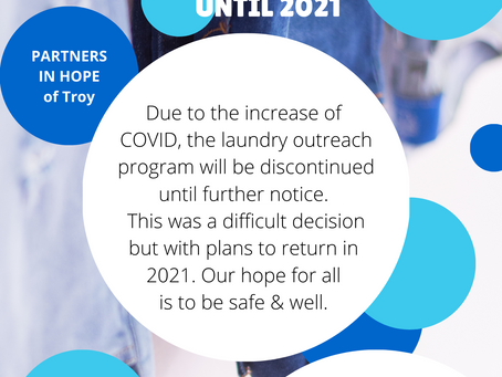 Laundry Outreach