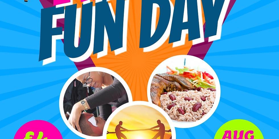 DONA 24th Annual Fun Day