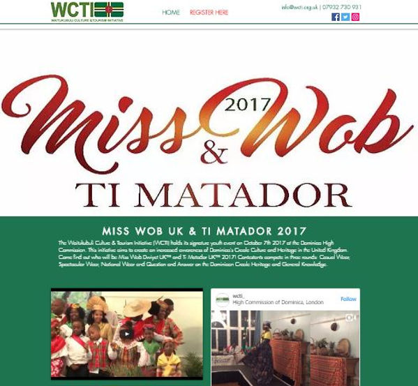 Miss Wob UK & Ti Matador