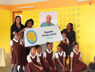 Bagatelle Primary School wins Literacy Prize