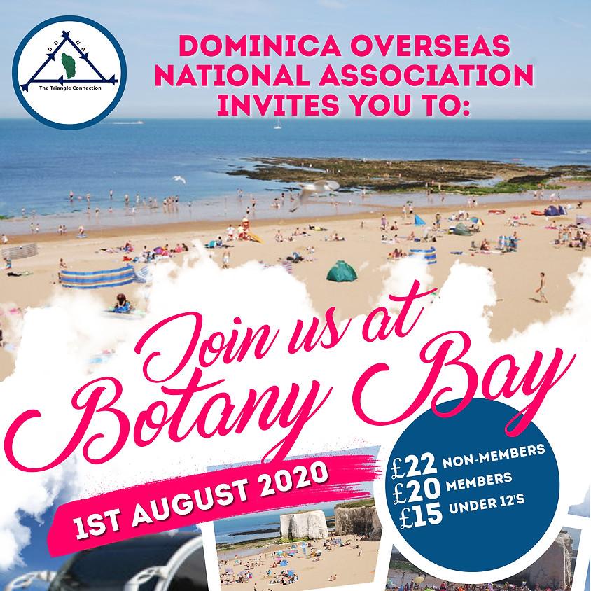 Botany Bay Seaside Trip