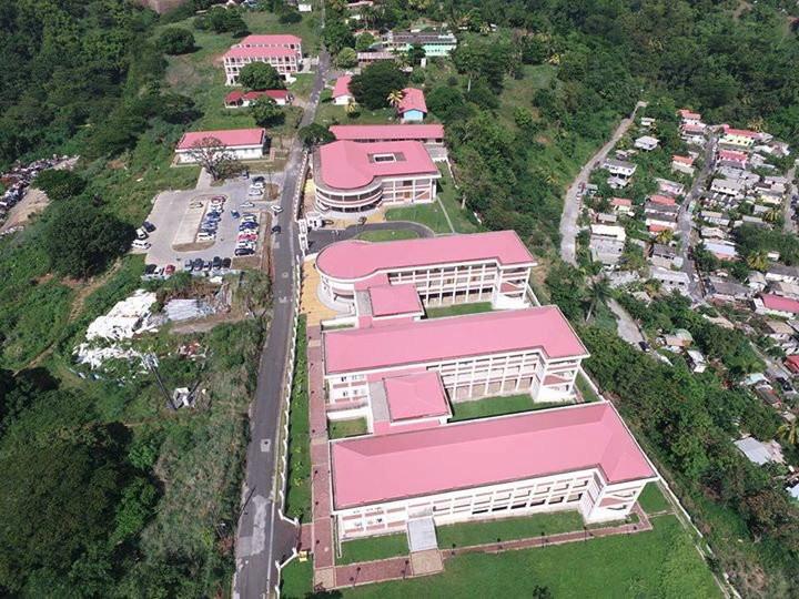 Dominica State College (Photo: Chad Ambo)