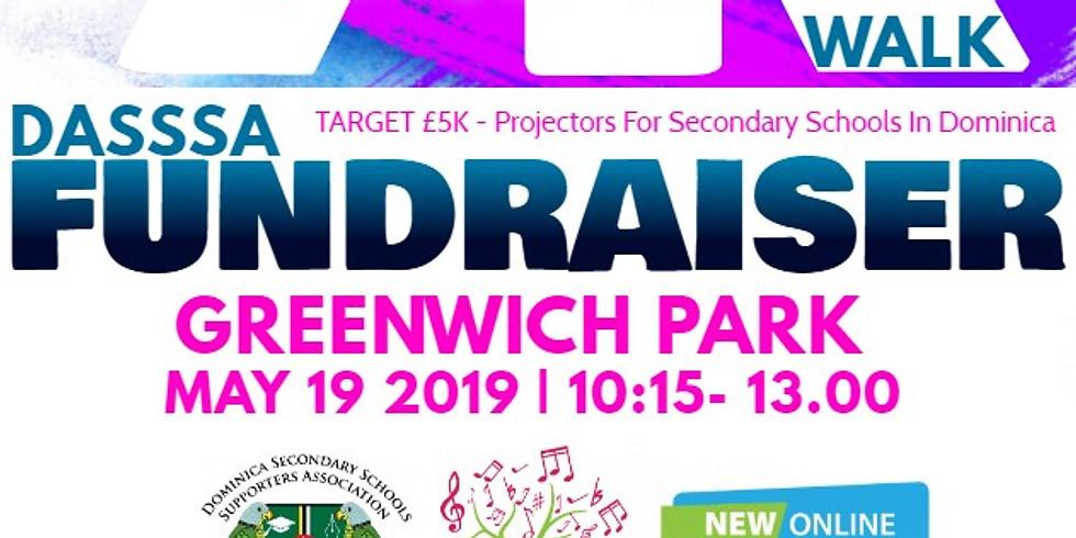 DASSSA Annual Fundraiser Walk 2019