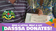 Wesley High School Receives Donation