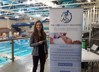 Kamloops Chiropractor Supporting local Athletics!