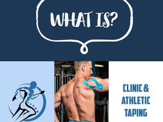Kamloops Chiropractor | What Is? Clinical & Athletic Taping