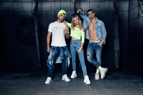 Campanha Visual Jeans