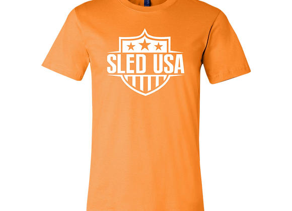 Logo Tee (Orange)