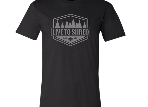 Shred Tee (Black)