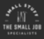 Small Stuff_White on Charcoal Back_RGB.p
