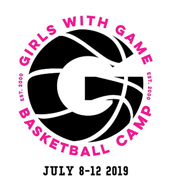 Girls with Game LOGO_Date_Black with Pin