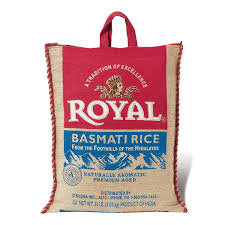 Basmati Rice - Royal