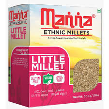 Little Millets - Manna brand