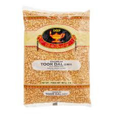 Toor Dal - Deep brand