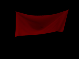 Cloth Simulation Integrators in C++ and OpenGL