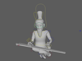 Rigging a Character in Maya and animating it for Unreal