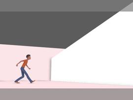 Wall Climb Animation