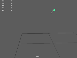 Bouncing Ball Animation - First step to animation