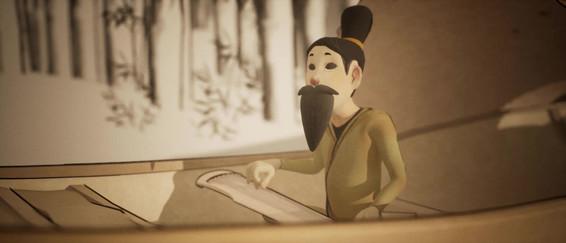 Rhythm, A short Animated Film