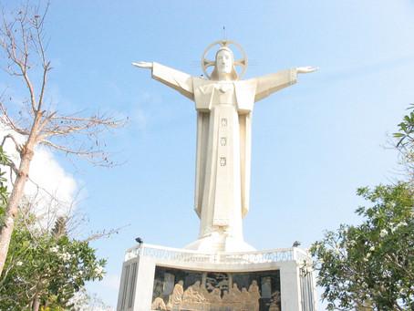 Biểu tượng của Vũng Tàu - Tượng chúa Giêsu Kitô Vua.