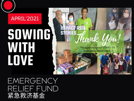 Impact Asia Stories > Sowing With Love