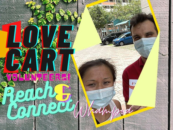 August Highlight > 2021 Love Cart   Love Whampoa