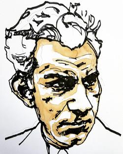 Gian Maria Volonté sketch