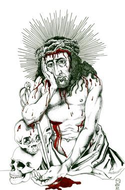 Jesus As A Man Of Sorrow