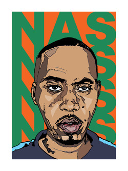 Nasir Jones NAS