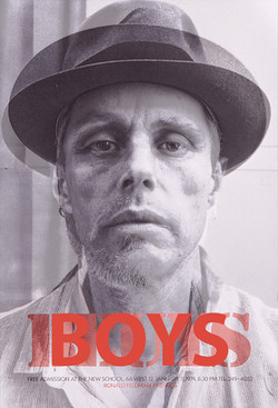 Beuys will be Boys, II