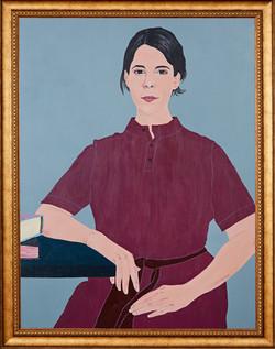 Portrait of Juliet Sperling