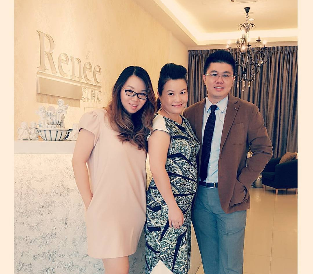 Renee Clinic was honoured to be visited by Hong Kong celebrity plastic surgeon Dr. Stephanie Lam
