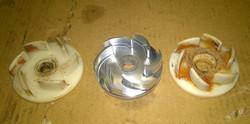 Impeller Wheel Rotax_Pump Norton