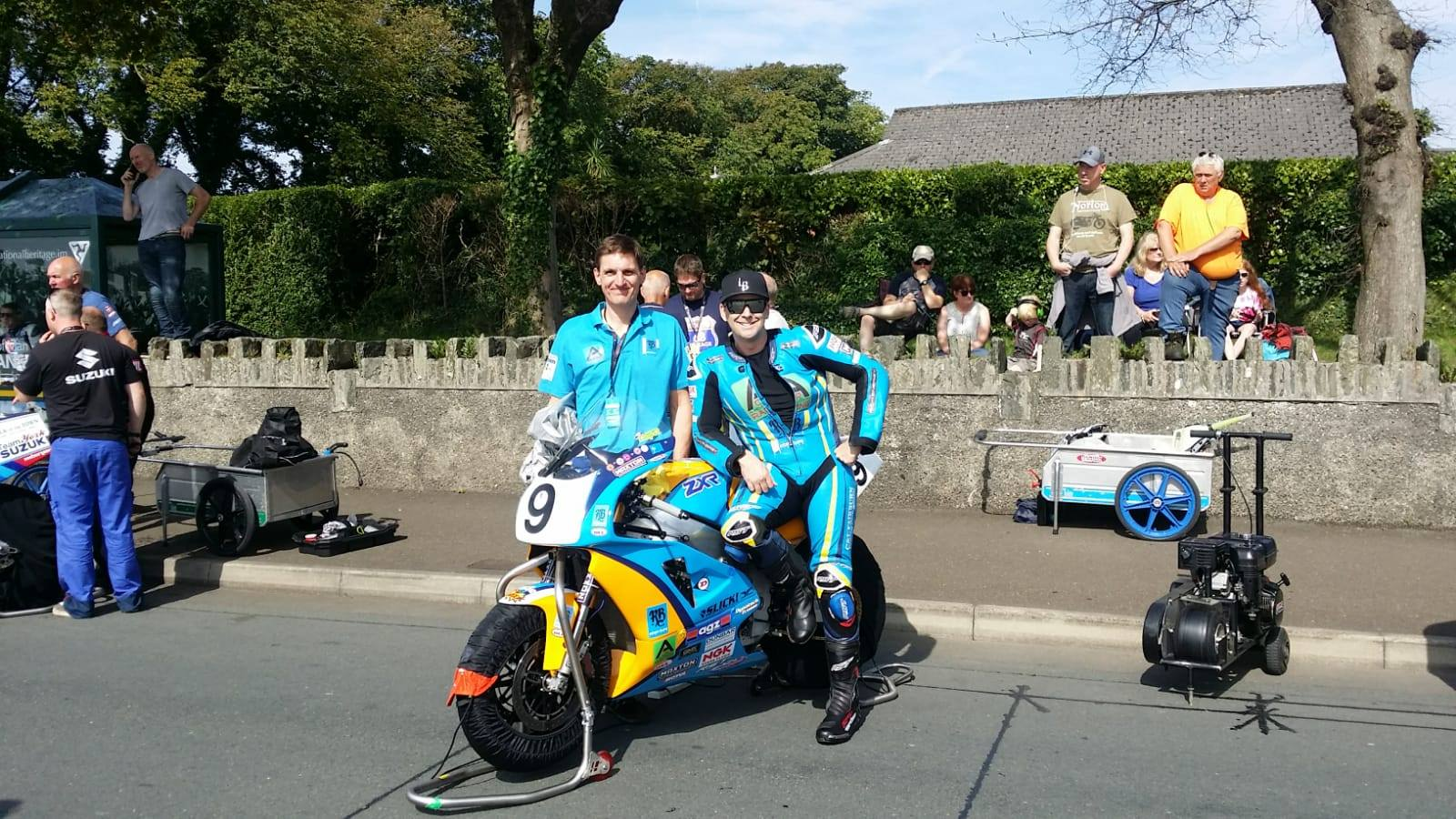 ACR and Dave Johnson 2019 Classic TT