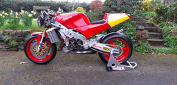 Cagiva C588 Unfaired 2
