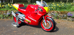 Cagiva C588 Side View3