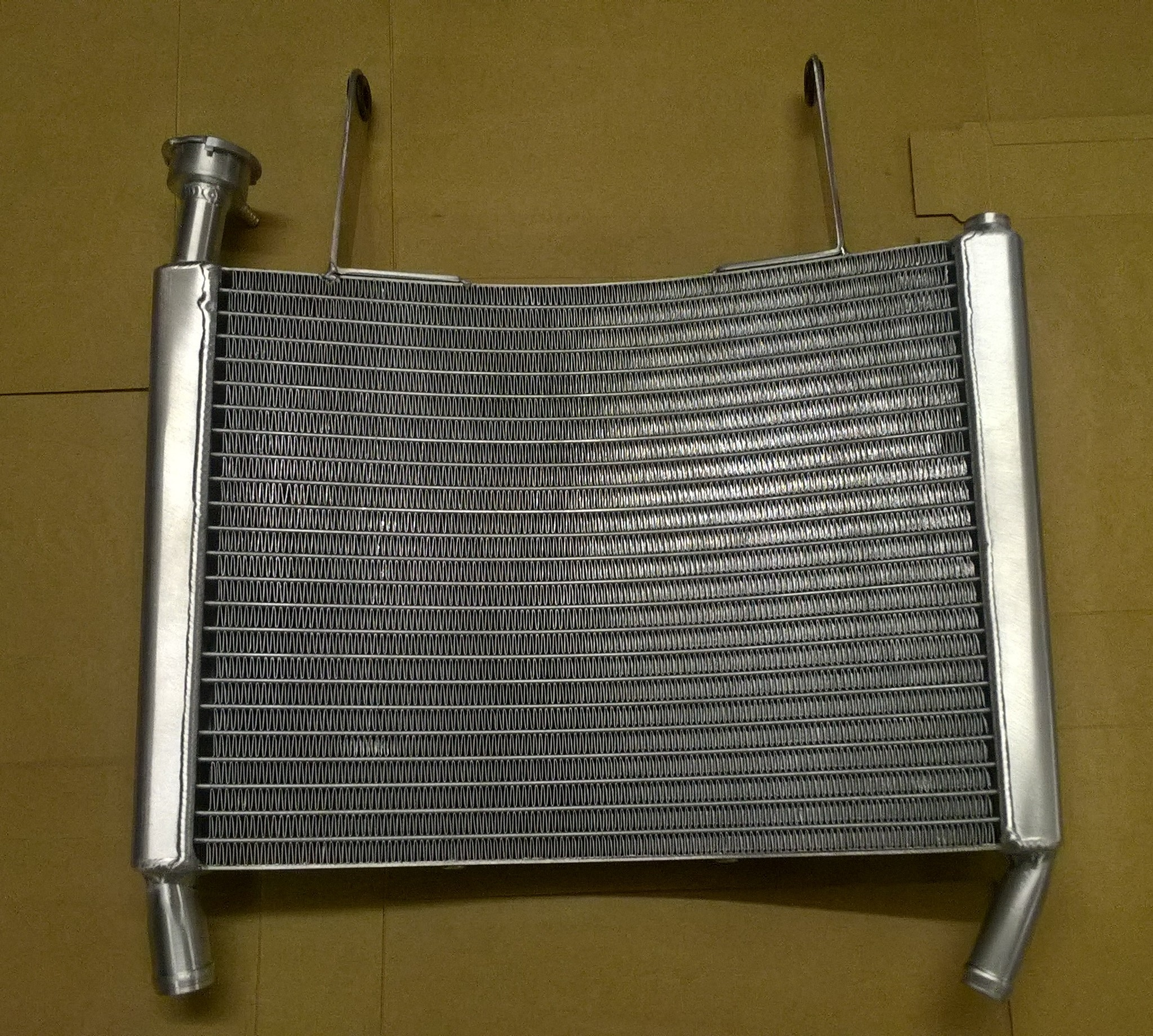 RS250 Radiator Intake Under Yoke Pic2