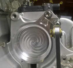 Cable Clutch Fitment ZX7R and ZX7RR Pic2