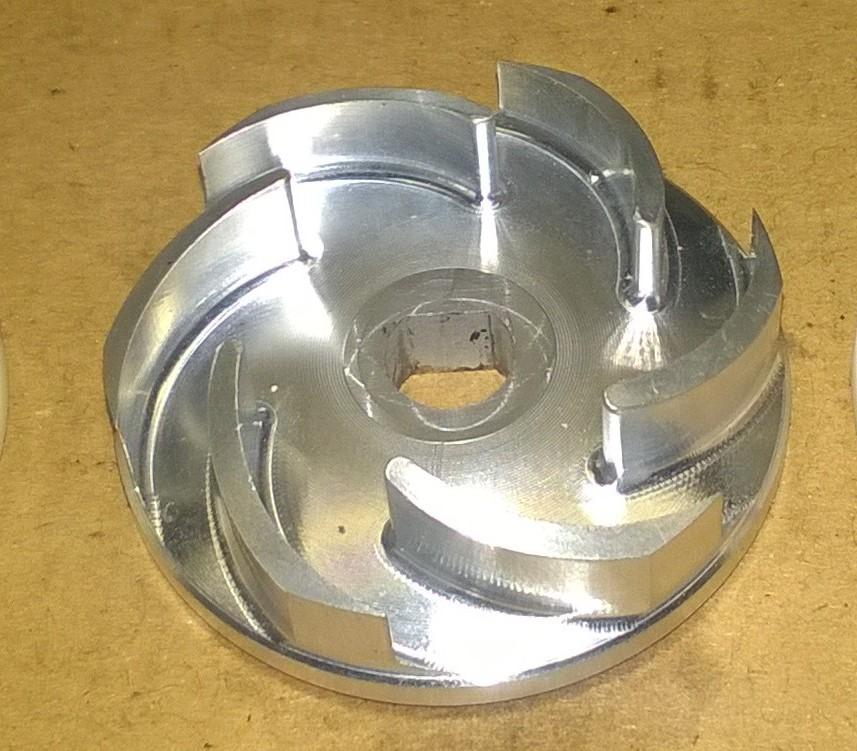 Impeller Wheel Rotax Pump Norton