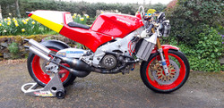 Cagiva C588 Unfaired 1