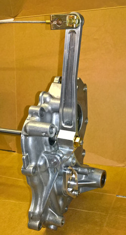 Kawasaki ZX7RR Lever Arm Angle Pic 1