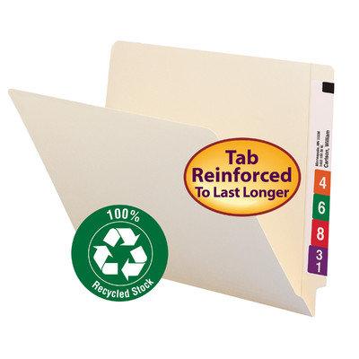 Folders Clasificación lateral 100% reciclados