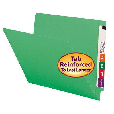 Folders Clasificación lateral con ceja reforzada Colores