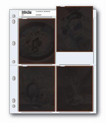 45-4B Páginas para negativo