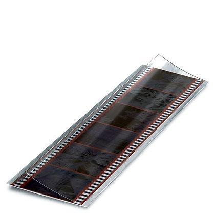 Funda plegable de polipropileno de 35 mm