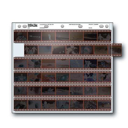 35-6HBXW Pagina para negativos 6x7